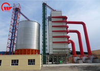 100 - 1000 Ton / Day Rice Drying Equipment , Waterproof Mechanical Dryer For Palay