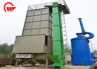 10 - 30 Ton Circulating Grain Dryer , Batch Small Scale Grain Drying Equipment