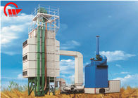 Circulating Small Grain Dryer Low Broken / Crack Rate Multi Layer Horn Box Structure
