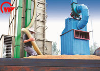 Auger Type Farm Fans Grain Dryer Thin Drying Layer With Imported Components