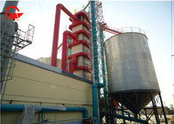 Low Temperature Corn Dryer Machine 1000T Load Capacity 12 Months Warranty