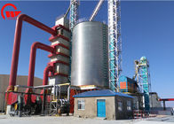 Stable Massive Drying Batch Grain Dryers , 100T / D Grain Bin Drying Systems