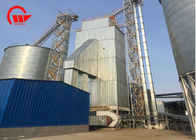 Mixed Flow Corn Dryer Machine 5 - 25 % Drying Rate With Indirect Heating Method